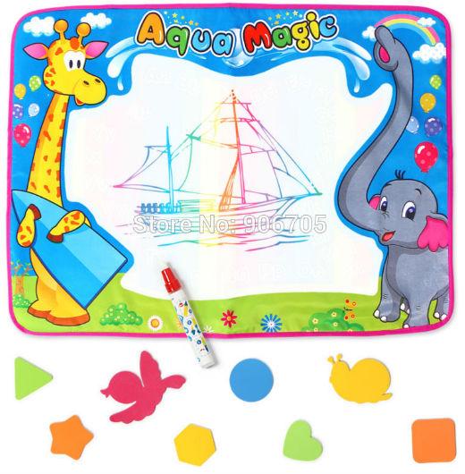 Коврик для рисования водой «Aqua Magic»