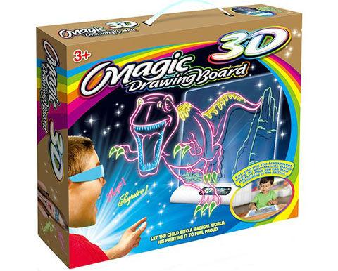 Набор для рисования «Magic 3D Drawing Board»