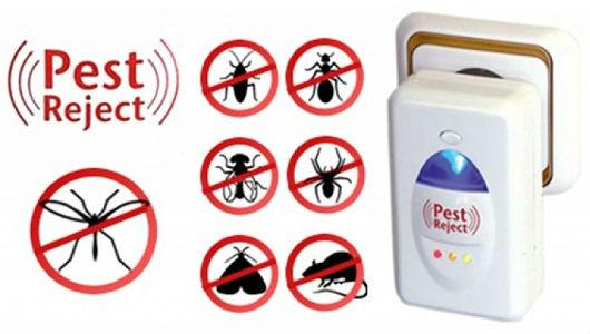 Прибор Pest Reject и вредители, с которыми он борется