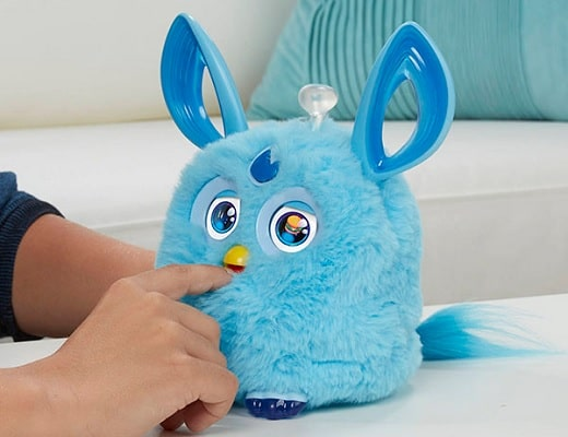 Внешний вид игрушки Фёрби