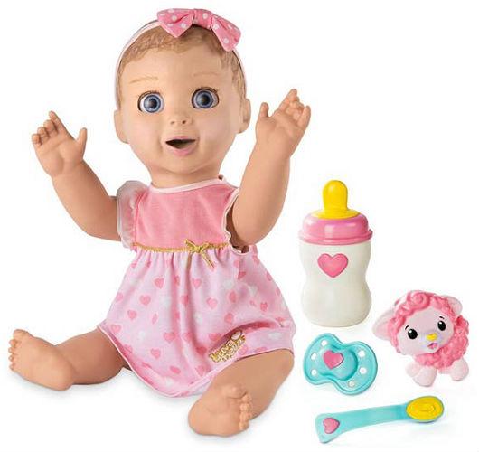 Умная кукла Лувабелла